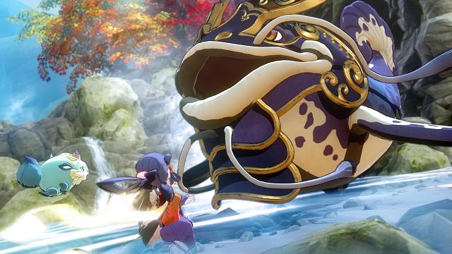 『天穂のサクナヒメ』スイッチ版発売決定!稲作や戦闘シーンを紹介した最新PVも公開