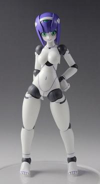 ロボット新人類「ポリニアン」シリーズに完成品が登場!業界初のフィギュア原作ADVの無料配信も