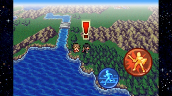 レトロな雰囲気の王道RPG『創世のエル-英雄の夢の終わりに ...