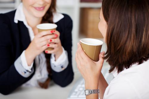 仕事の効率がぐ~んとUPする!? 「コーヒーブレイク」の4つの効果