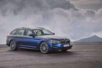 BMW、新型「5シリーズ ツーリング」発表