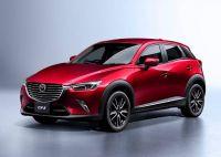 マツダ「CX-3」マイナーチェンジ ガソリンモデル追加