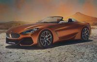 BMW、新型ロードスター「Z4」コンセプト公開