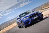 BMW、新型「M5」発表 0〜100キロ加速は3.4秒