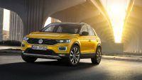 VW、新型コンパクトSUV「T-Roc」世界初披露