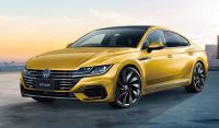 VW、新フラッグシップ「Arteon」国内発売 流麗なファストバックデザイン