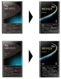 JT、「メビウス」を一部リニューアル 「メビウス・ゴールド」など3月発売