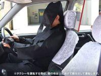 会話一切なし「黒子のタクシー」登場 狙いは?