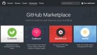 「GitHub Marketplace」開店 開発ツールを検索・購入