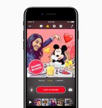 Appleの簡単ビデオ編集アプリ「Clips」にディズニーキャラ大集合
