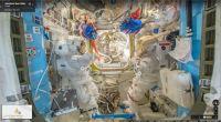 国際宇宙ステーション、Googleストリートビューで探索可能に
