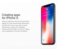 iPhone X「切り欠き」、正式には何と呼ぶ?