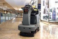 17年は「移動ロボット」に注力 ソフトバンクロボティクス、業務用清掃ロボット事業に参入