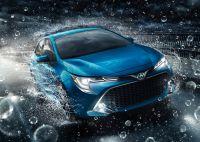 トヨタ、新型「カローラハッチバック」世界初披露 日本では18年夏に発売