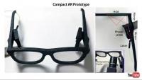 これぞ未来技術! マイクロソフトがホログラムを投影可能なメガネの試作機を発表
