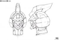 「ゼノギアス」、アクションフィギュア化プロジェクト始動 主人公機ヴェルトールの設定画が公開