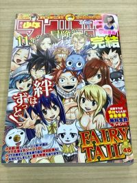 漫画「FAIRY TAIL」 少年マガジン連載11年の歴史に幕