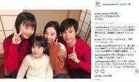 全員美形すぎる 本田真凜、Instagramで初公開の兄妹4ショットにファン大興奮