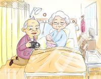 """70歳の妻が「妊娠しました」 マンガ『セブンティウイザン』には出オチで終わらない""""出産のリアル""""がある"""