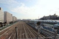 超広大な東京メトロ東西線「深川車両基地」に潜入、圧巻の「台抜き」