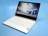 """""""美しすぎるモバイルPC""""が第8世代Coreで進化 「HP Spectre 13」実力検証"""