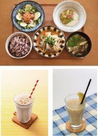 ヘルシー定食で人気の鹿屋アスリート食堂、都内3店舗で「きのこフェア」