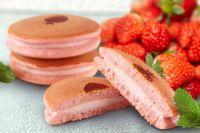残暑のお土産におすすめ! ひんやり「完熟いちごパンケーキ」