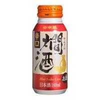 常識を覆した「日本酒」誕生 熱燗がついにコンビニで