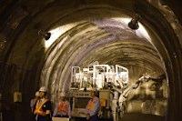 地下1000メートルの難工事=南アルプストンネル着工へ―JR東海のリニア