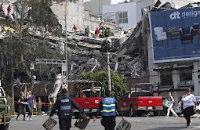 メキシコでM7.1、149人死亡=首都でも建物崩壊、多数下敷きに