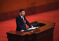 建国100年に「強国」=習主席「難題解決」と誇示―中国共産党大会が開幕