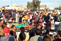 モスク襲撃で235人死亡=エジプト軍が報復空爆―「異端」神秘主義狙われる?