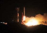 イプシロン3号機成功=小型観測衛星打ち上げ―JAXA