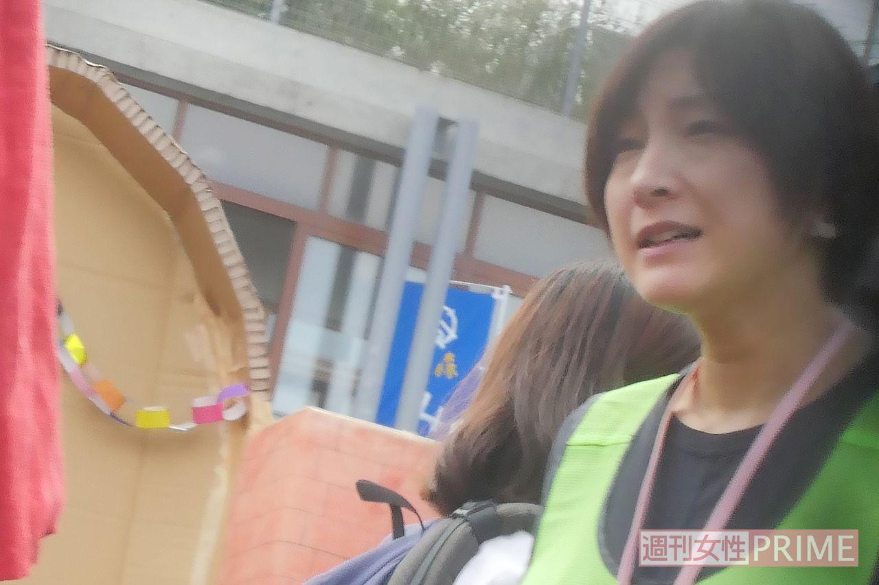 広末涼子が息子の運動会で ほかの芸能人父母とは違う Pta役員 姿を披露 18年10月17日 エキサイトニュース 2 2