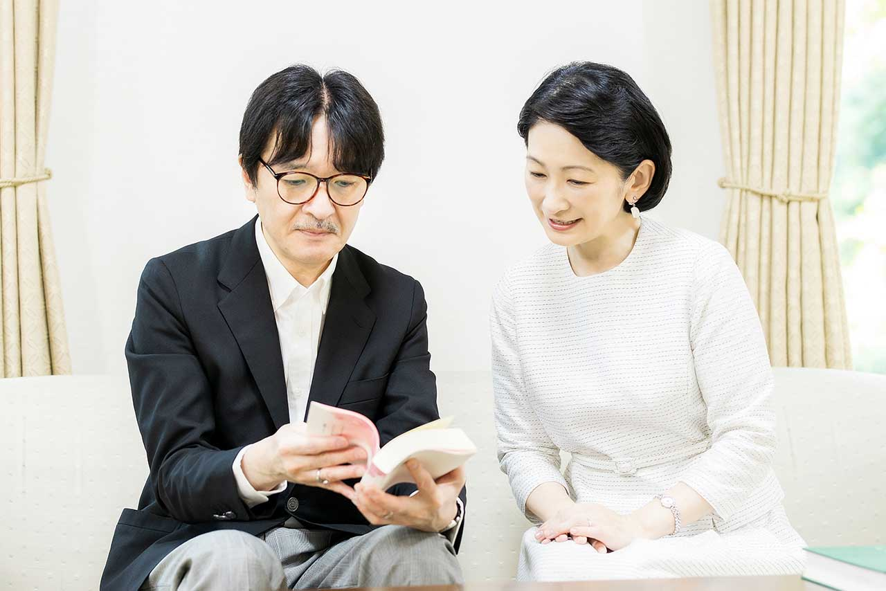 宣言 眞子 様 結婚