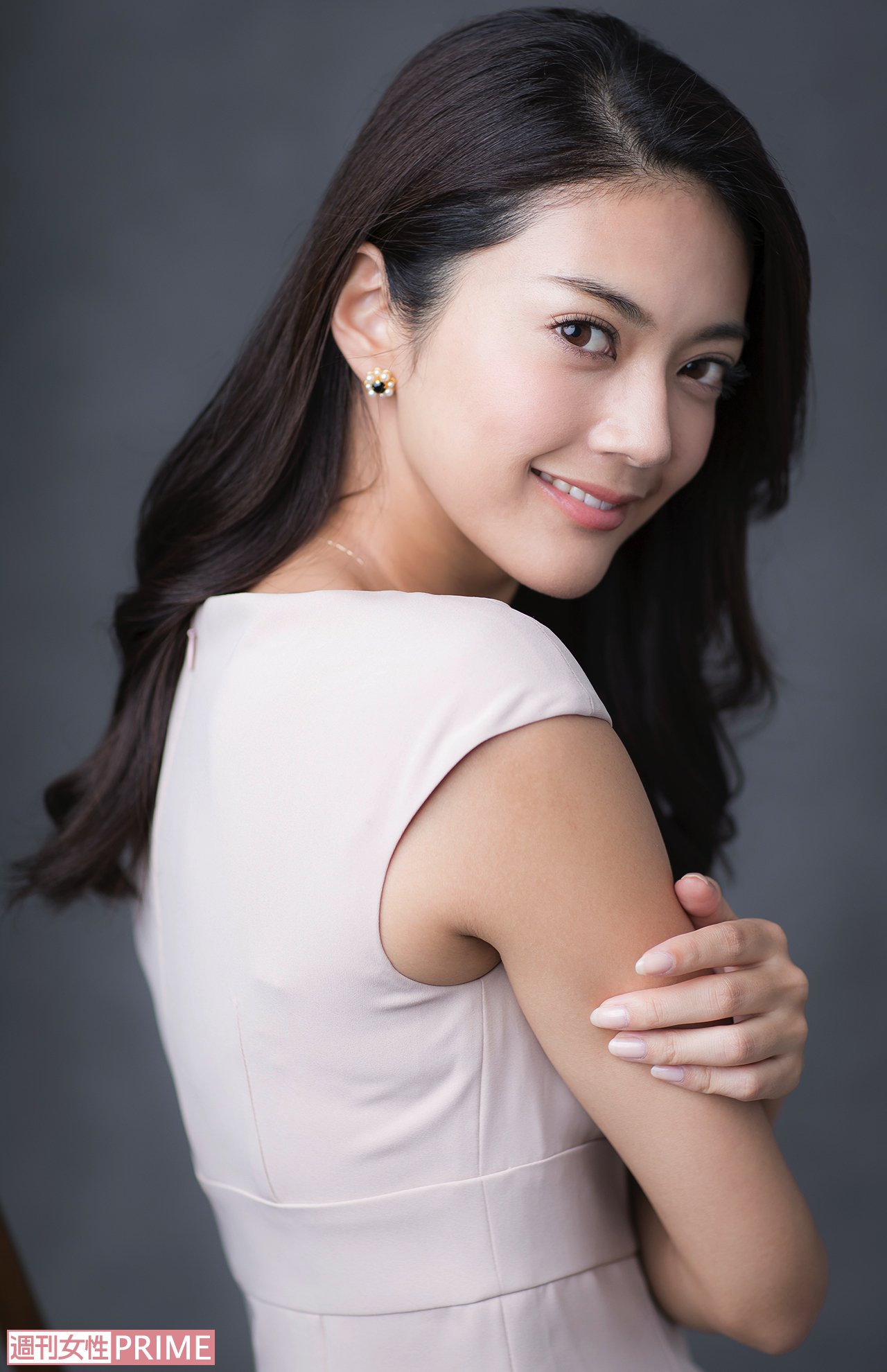 洋服が素敵な田中涼子さん