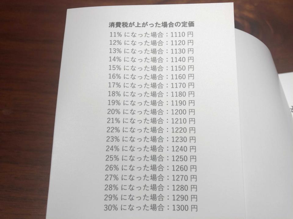総額 の ます 表示 化 し 物 反対 義務 出版 に