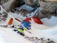 エベレストに残された回収不能な登山者たちの遺体「グリーンブーツ」※閲覧注意
