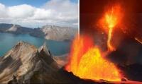 北朝鮮の火山がヤバイ。白頭山が大規模噴火を起こしていたことが判明。再び爆発したら深刻な被害をもたらすと科学者らが警告