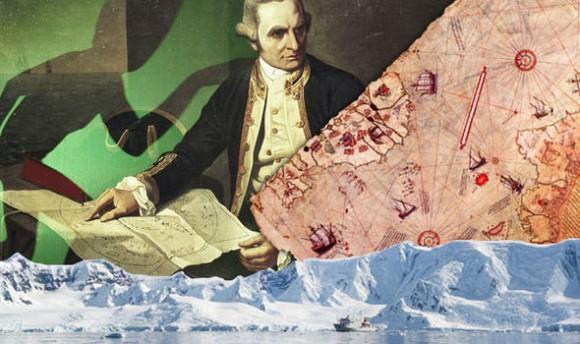 いったいなぜ?16世紀初頭の「ピーリー・レイース地図」に描かれた発見前の南極大陸らしきもの