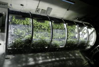 NASAが火星での植物栽培に本気を出した。宇宙農業を念頭に置いた膨張式グリーンハウスを設計