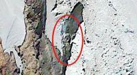 これ誰?ワシントン州アダムズ山で凍結された地球人らしからぬ巨人が発見される(アメリカ)