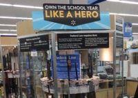 子どもたちが新学期に用意すべきアイテムって銃!?ウォルマートの店内広告が不適切だとツイッターで炎上中