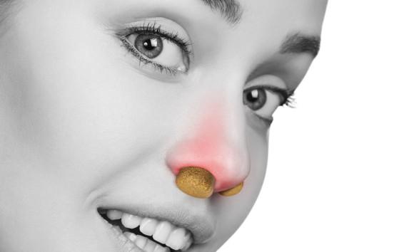 づまり 辛い 鼻