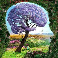 この絵をパッと見て、最初に何が見えた?心の奥底を探る心理テスト