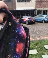 「自分のバッグとおそろいの車を見かけたんだけど…」どういうこと?→こういうこと