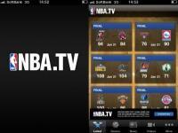 NBAファンにオススメ ライブ中継が見られる公式アプリ 【無料】