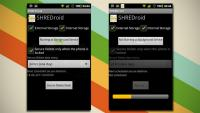 Android携帯で削除したデータを完全消去してくれるフリーアプリ『SHREDroid』