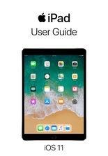 Apple、マニュアル「iPad ユーザガイド (iOS 11 ソフトウェア用)」を公開