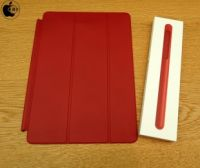 Apple、iPad Pro/iPad/Apple Pencilケースに「(PRODUCT)RED」モデルなどを追加発売